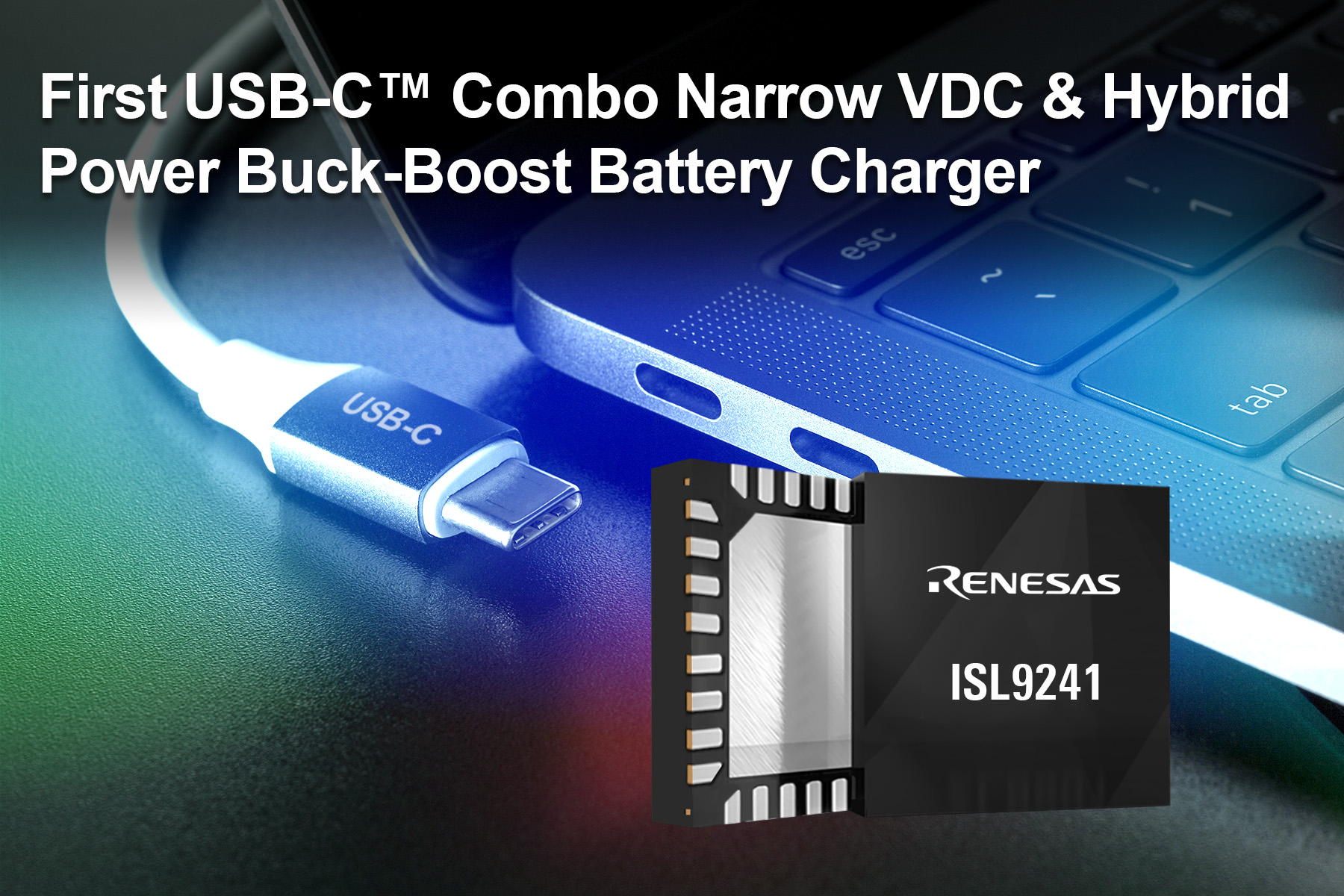 Combo Buck-Boost Battery Charger for Mobile Computing